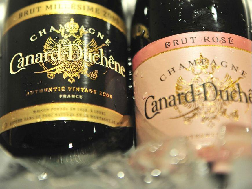 Canard Duchere Champagne 1