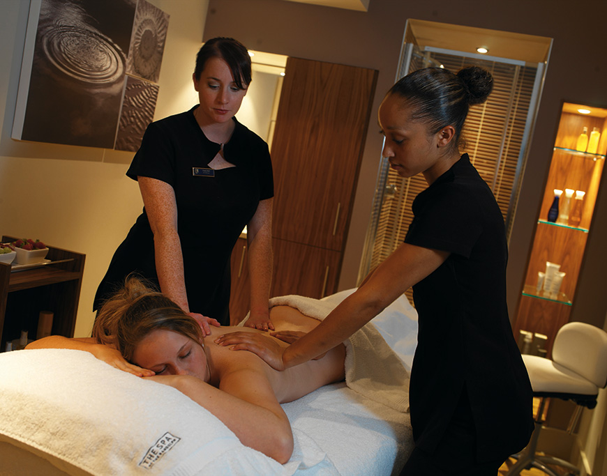 Macdonald Randolph Spa Treatment