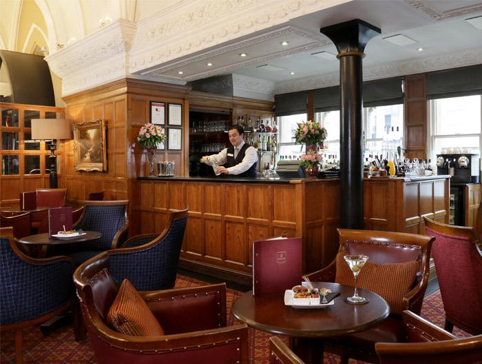 Randolph hotel Morse bar