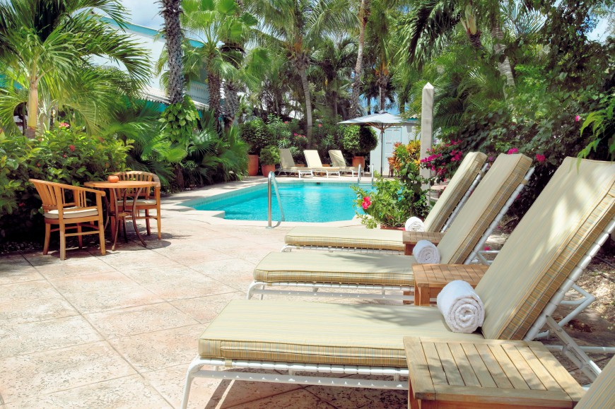 Paradera Park Lounge Area, Aruba