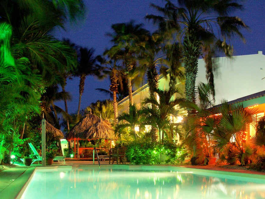 Paradera park pool, Aruba